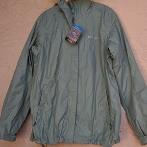 Columbia women's waterproof jacket